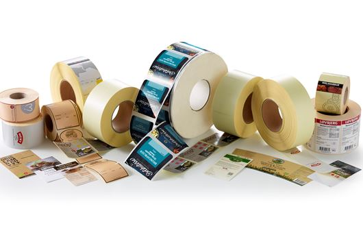 We can help you with the design and printing of new labels – we know all about the requirements for paper, adhesives, colours and surface-treatment.