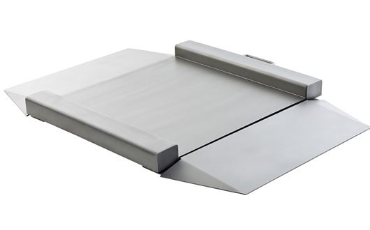 The Scanvaegt 3200 is a sturdy floor scale