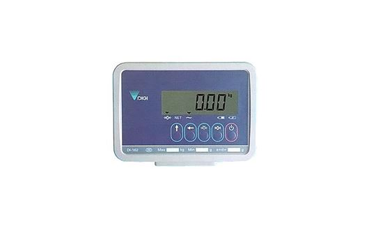 Digi DI-162 is a simple and userfriendly weight indicator, that can handle several weighing applications in dry environments.
