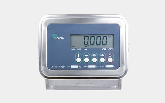 Digi DI-166SS has many user-friendly features, making it suitable for a wide range of weighing applications.