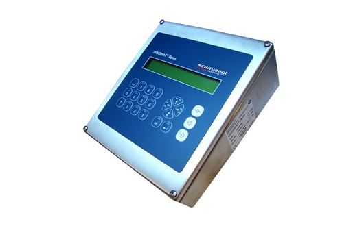 Disomat Opus is a compact, legal-for-trade weighing indicator that can handle numerous weighing jobs.