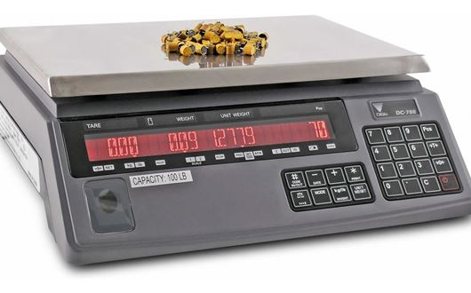 The Digi DC-788 is a precise and compact scale for counting, summation and subtraction.