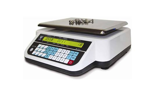 Digi DC-782 is a ultra-light and simple counting scale, which is completely portable, using rechargeable battery.