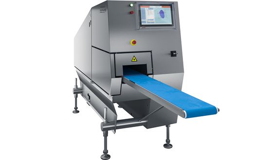 2-dimensional cutting solution is designed for the chicken processing industry.