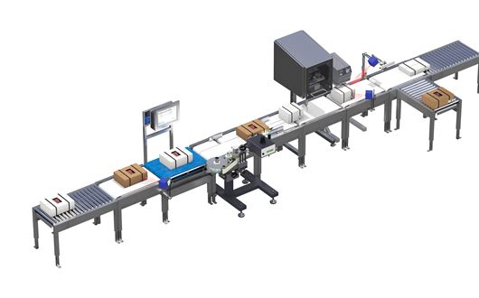 Scanvaegt's Automatic Box Weigh-Labelling weighing and labelling station eliminates all these errors.