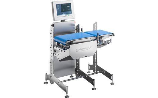 SC510 Heavy Duty Checkweigher to mocna waga kontrolna