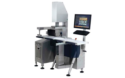 The Vision Control System verifies packed food, fully automatic according to different criteria.