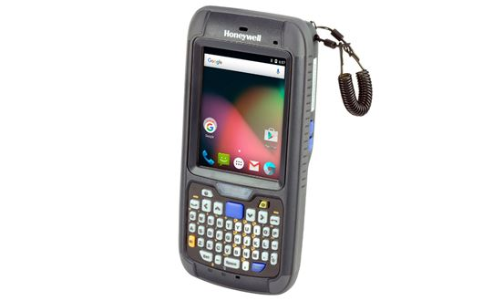 Honeywell CN75 is built for rugged environments and withstands 2,4 m drops to concrete,