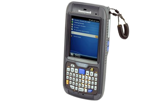 The Honeywell CN75  mobile computer delivers unparalleled reliability with smart battery technology.