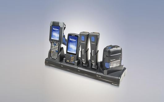 The Honeywell FlexDock solution is a shared docking, charging and data communications solution for your Honeywell-Intermec mobile computers.
