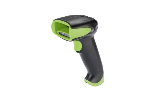 The Honeywell Xenon™ 1902g-bf area-imager scanner is Honeywell's latest barcode scanner powered by super-capacitors