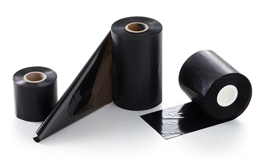 The rolls of transfer foil are available to measure – for both width and length.