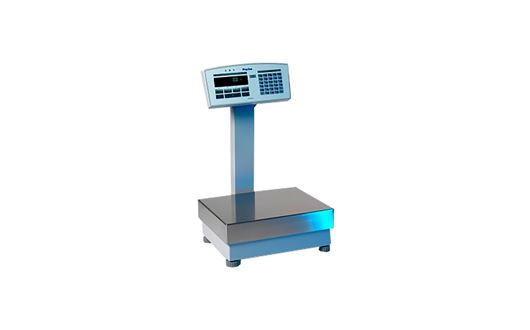 The 490K series is sturdy, industrial precision scales with counting function