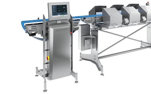 Scanvaegt SP520 Compact Sizer ++ is a fast, accurate and robust sizing solution