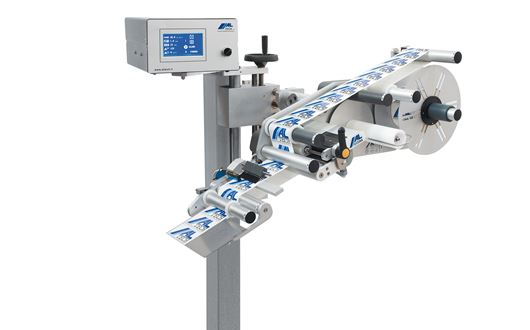 AlRitma is a high-perfomance label applicator for integration in packing lines, where you set high demands for speed, precision and reliability.