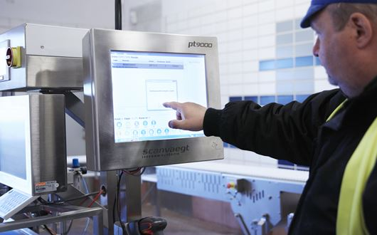 Scanvaegt PlusFlex Order Packing System is a software package for management of order packing jobs.