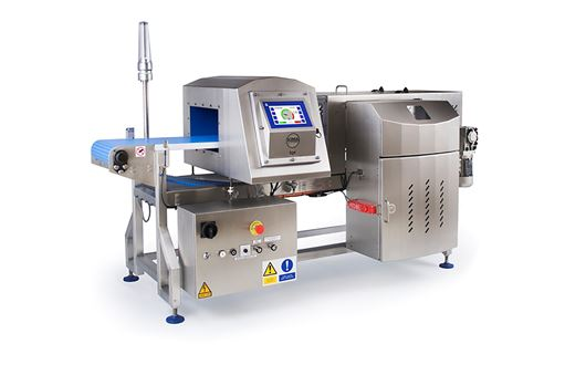 Loma IQ4 Metal detection system is ideally suited for packaged product from both the food and pharmaceutical industries.