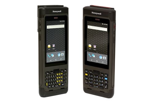 The Dolphin™ CN80 Mobile computer is designed for logistics, warehouse, and field mobility organizations.