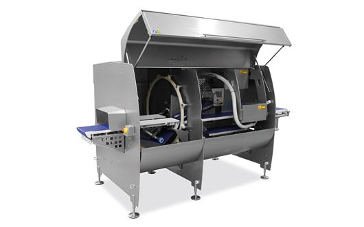 The ScanCut 3-Series represents the perfect solution for cutting the large pieces of meat into high-value portions