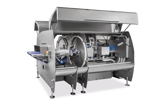 The ScanCut 3D is designed to comply with the demand for high capacities