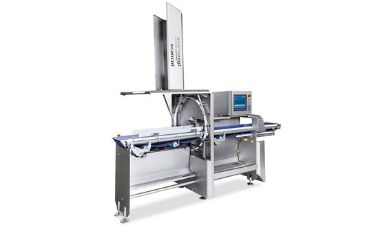 The ScanCut 1F is the high-speed, compact solution for cutting flat chicken or fish fillets